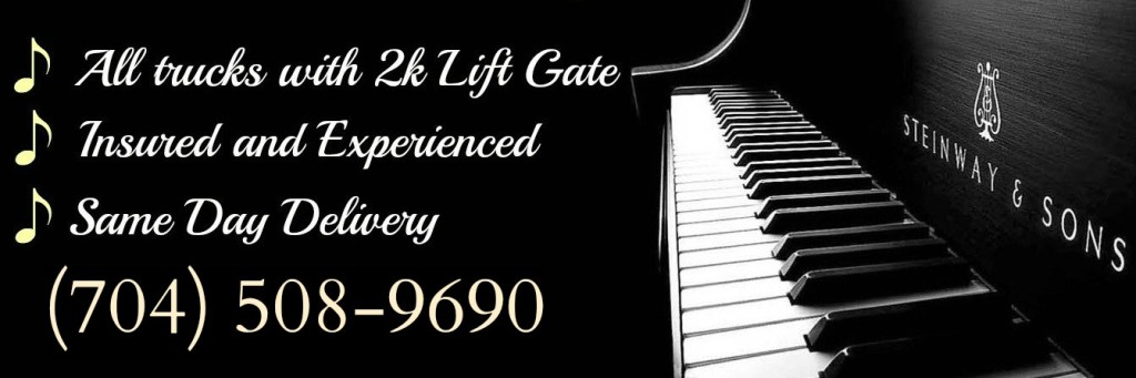 piano movers north carolina